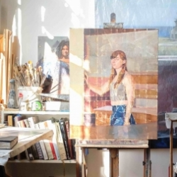 Painting Perception with Japanese Artist Hiroshi Sato