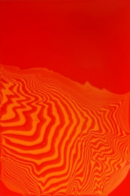 Tipping Point (cadmium red medium / cadmium orange) #4