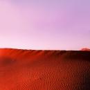 Pink Desert - Fine Art photograph