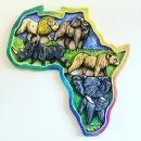 Africa Animal Sculpture