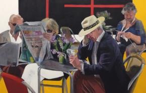 Rise Art Prize Painters
