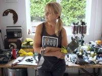 Q&A with Artist Couple Gina Parr and Ian Hoskin