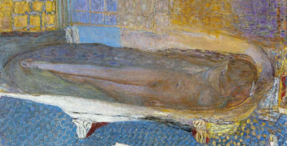 'Pierre Bonnard: The Colour of Memory'Llights up Tate