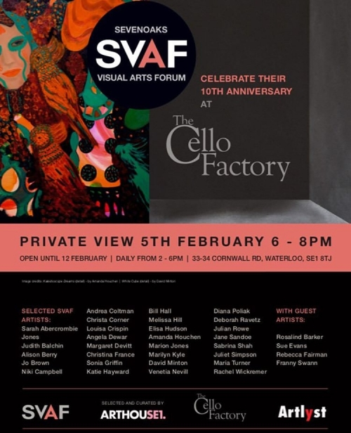 SVAF exhibition
