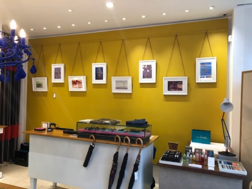 Paul Smith Exhibition at Westbourne House