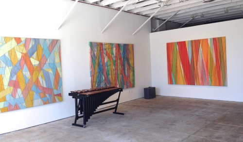 Counterintuitive Constructions, Curve Line Space gallery, Los Angeles