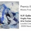 Shortlist Premio 'Il Segno 2019'