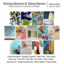 Kicking Abstract & Taking Names - Women Painters