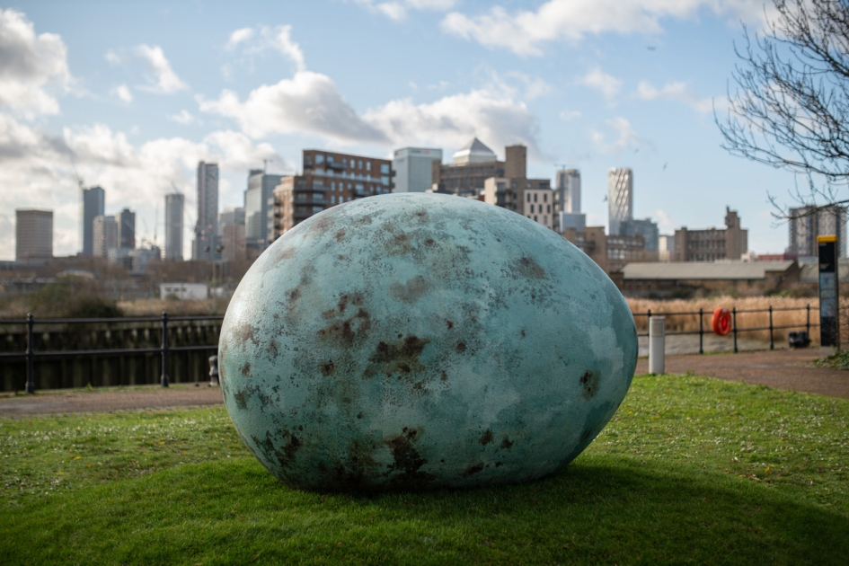 Art walks | 8 public artworks in London