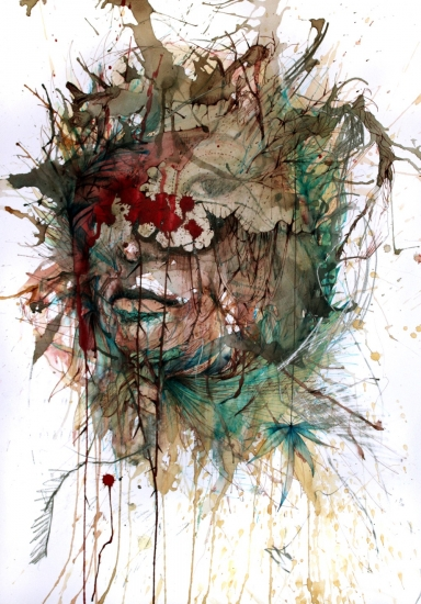 Guilt by carne griffiths buy affordable art online for Buy affordable art online