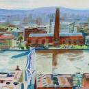 Sunny Morning, Tate Modern, London