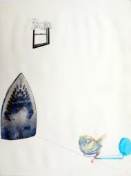 Ironing Bird
