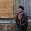 Portrait with the artist: Elisabeth Bond