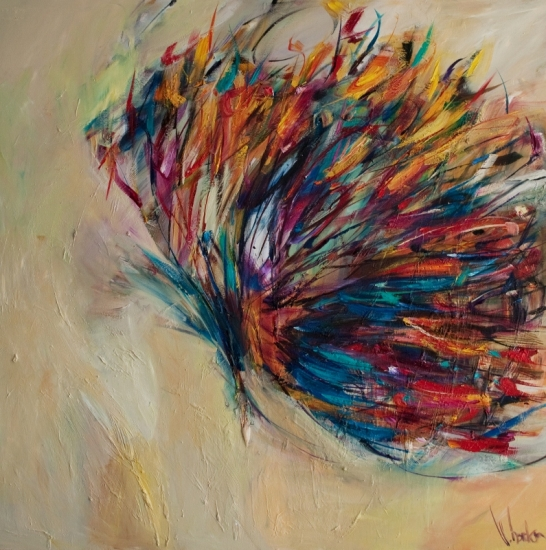 Victoria Horkan - Butterfly Series 2