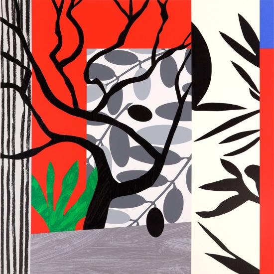 Agave americana by bruce mclean buy affordable art for Buy affordable art online