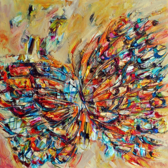 Wingspan by victoria horkan buy affordable art online for Buy affordable art online