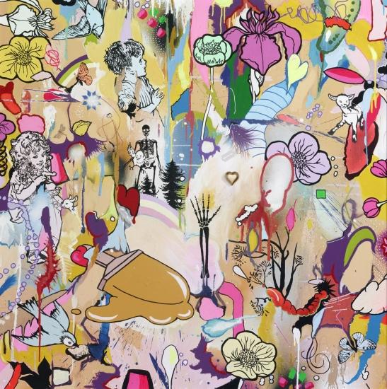 Love by dan baldwin buy affordable art online rise art for Buy affordable art online