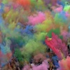 Holi Festival of Colours at Battersea Power Station