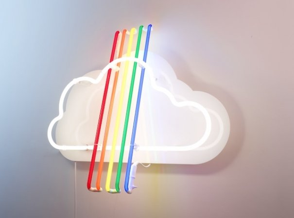 Rainbow Jet - Emma Harman