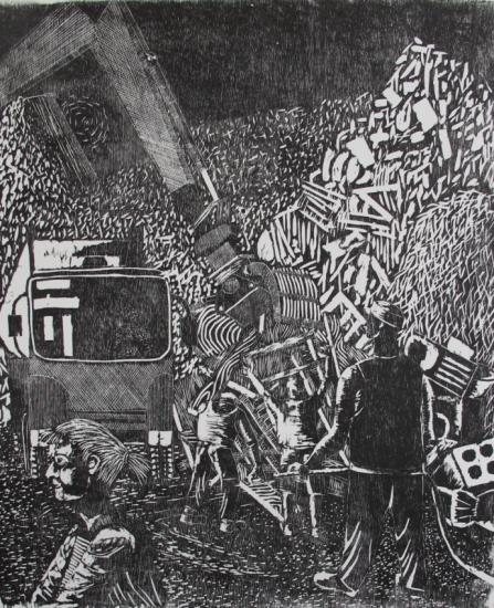 Waste Disposal by Elisabeth Bond