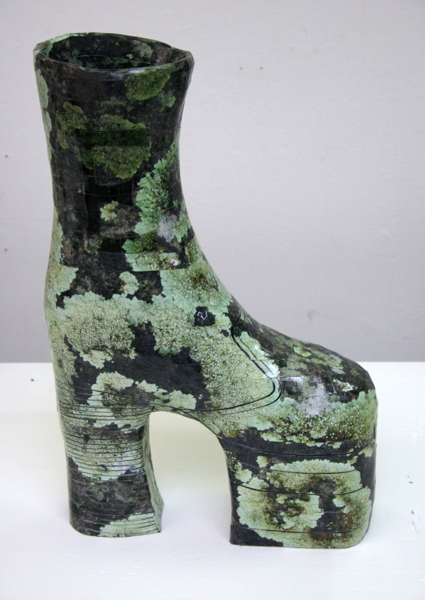 Impermanent Collection (Elton John Boot) by Maslen and Mehra