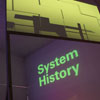 'System History' with Jack Addis: Installation views