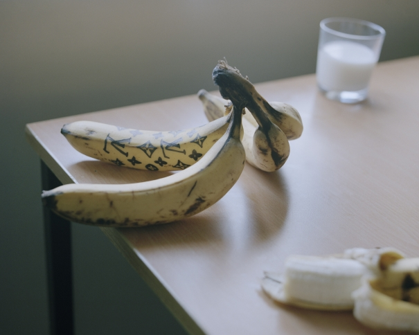 Still Life with Louis Vuitton Banana by Ting-Ting Cheng