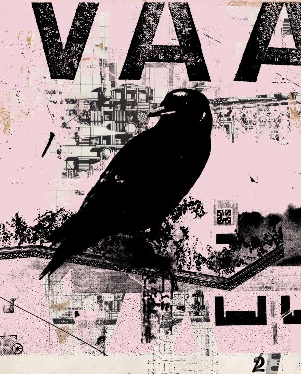 Black Bird by Micosch Holland