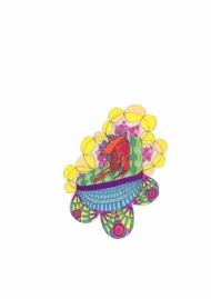 Rajasthan Doodle