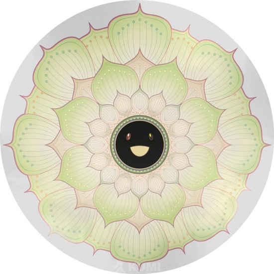Lotus Flower White By Takashi Murakami Buy Affordable Art Online