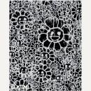 Murakami x MADSAKI Flowers Black C