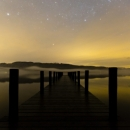 Windermere at Night (A3 Size)