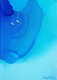 Blue ay | Amalfi Mono