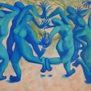 Dancing Goddesses