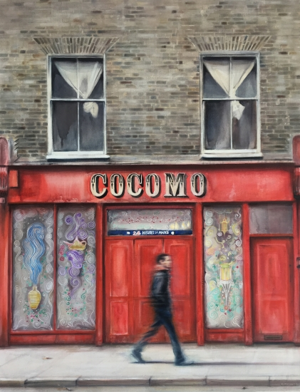 Cocomo Old Street by Georgia Peskett