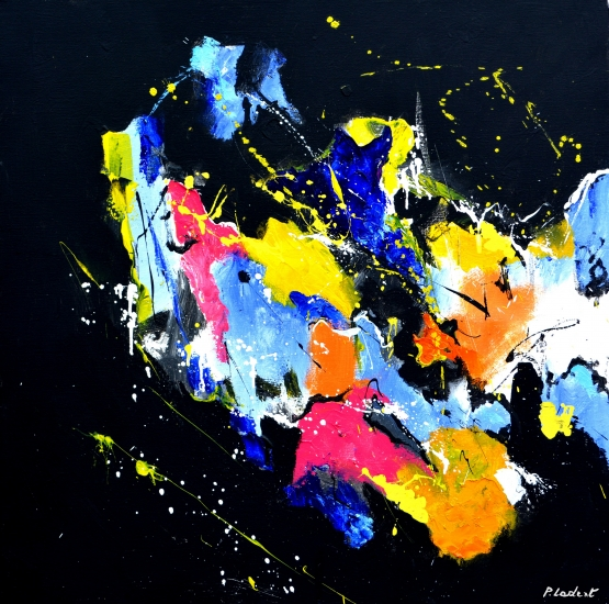 Algorithmic colour scheme  by Pol Ledent