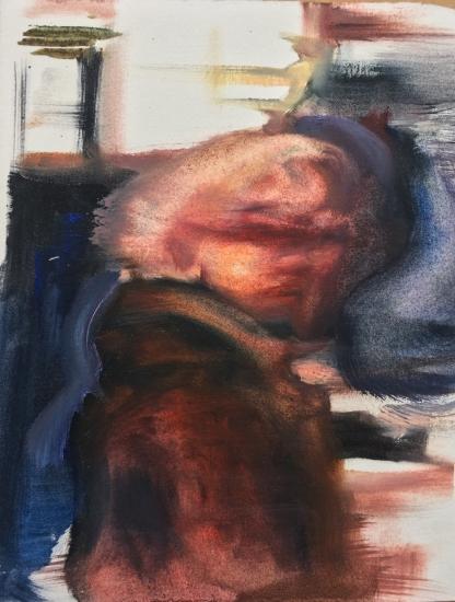 Woman on Oxford Street by Georgia Peskett