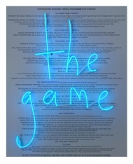 """Are We So Blinded By The Light That We Cannot See? (aka """"the game"""")"""