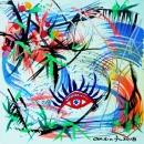 Eye Of Liberty No.04022018 (Rhapsody In Blue)