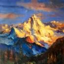 Golden mountain 060