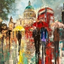 'SUMMER STROLL AT ST.PAUL'S'