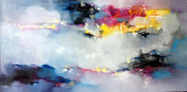 Dance of colors 372  by Jinsheng You