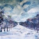 Long Walk, Winter