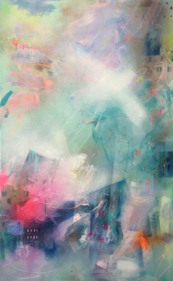 hope IX by Bea Garding Schubert