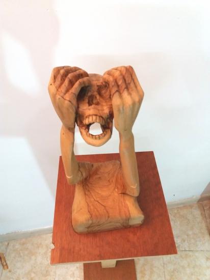 URLO DEL LEGNO by ANTONIO D'ABRAMO