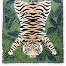 Tibetan Tiger Tapestry