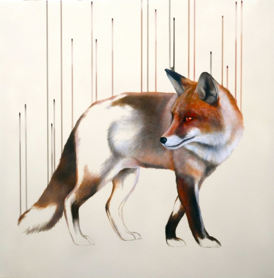 Mercurial by Louise McNaught