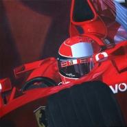 Rosso... Come la Ferrari - Red... As Ferrari is
