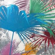 The various coloured jungle vi
