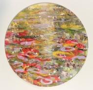 Monet Monet Monet tondo n°5
